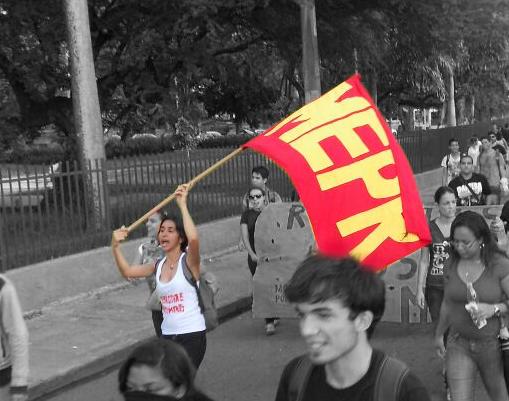 Bandeira PeB