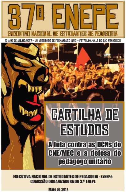 Capa Cartilha 37 ENEPe