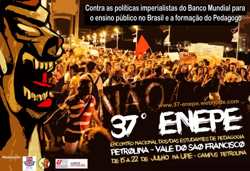 Cartaz 37 ENEPe