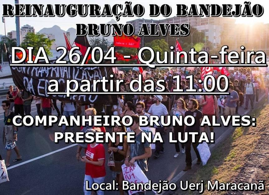 UERJ: Reinauguração do Bandejão BrunoAlves