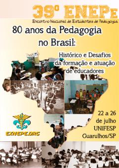 Cartaz 39 ENEPe